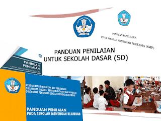Download Panduan Penilaian SD SMP SMA SMK Kurikulum 2013 GRATISS!