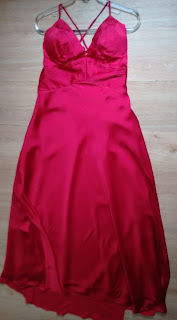 vestido longo Korecom tam G