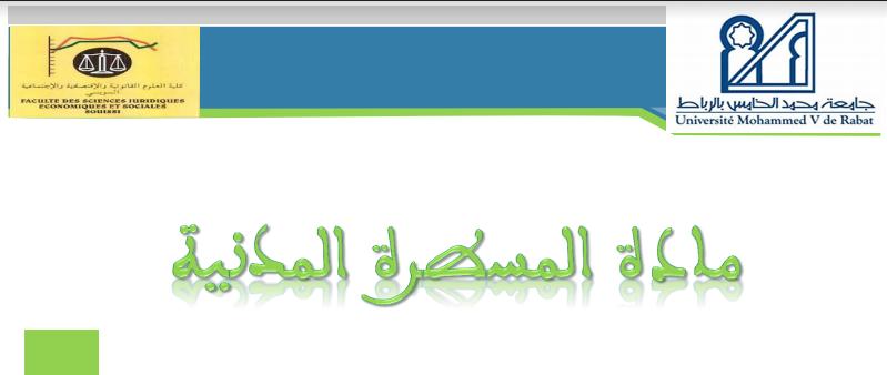 محاضرات في قانون المسطرة المدنية الدكتور عبدالرزاق اصبيحي pdf