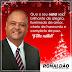Mensagem do vereador Ronaldão em comemoração ao natal
