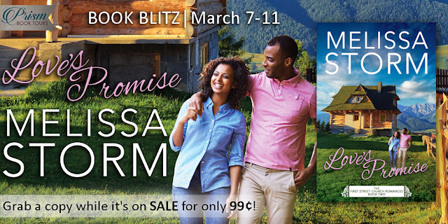 Love's Promise by Melissa Storm – New Release Blitz + Giveaway