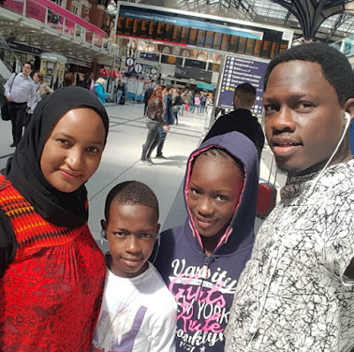 ali nuhu family turkey