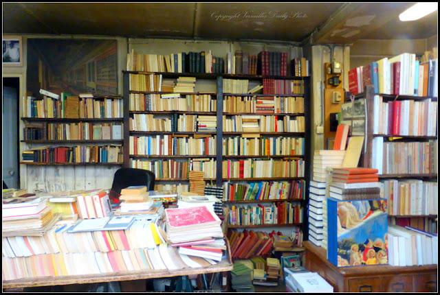 Librairie ancienne et moderne Versailles
