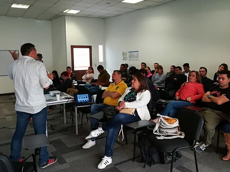 Sinedian Bogotá fortalece con capacitación sindical a sus actuales y nuevos líderes