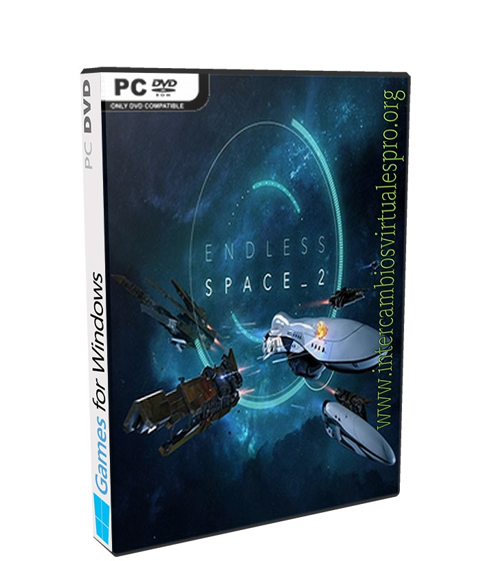Endless Space 2 Digital Deluxe Edition Early Access poster box cover