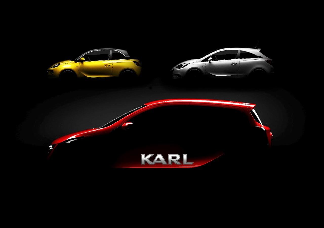 Νέο, 5θ βασικό μοντέλο επεκτείνει την οικογένεια μικρών αυτοκινήτων Opel