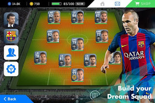 PES2017 PRO EVOLUTION SOCCER XAPK Version