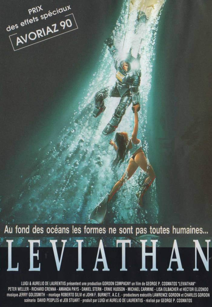 Bloody Pit of Rod: LEVIATHAN (1989)