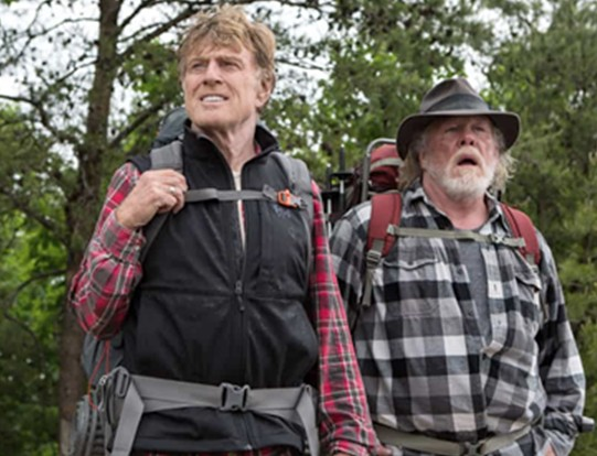 Robert Redford-Nick Nolte- A Walk in The Woods