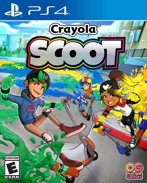 Crayola Scoot Screenshot