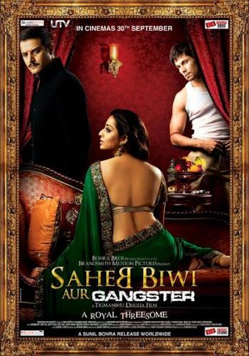 Saheb Biwi Aur Gangster (2011) Movie Poster