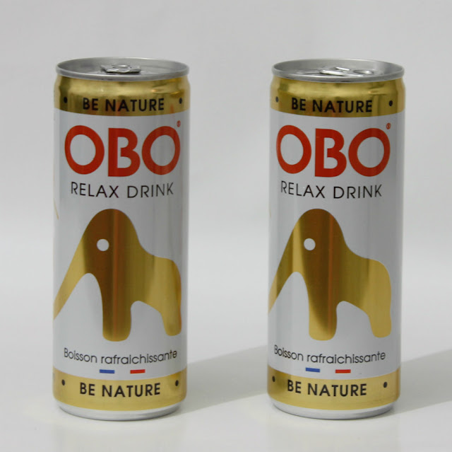 Bebida natural refrescante OBO