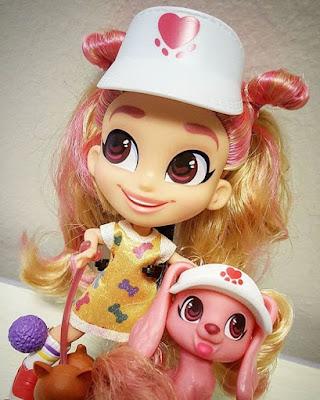 Друзья Piper и кукла Kat