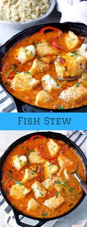 Delicious Fish Stew