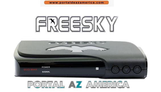Resultado de imagem para FREESKY MAX STAR PORTAL AZAMERICA