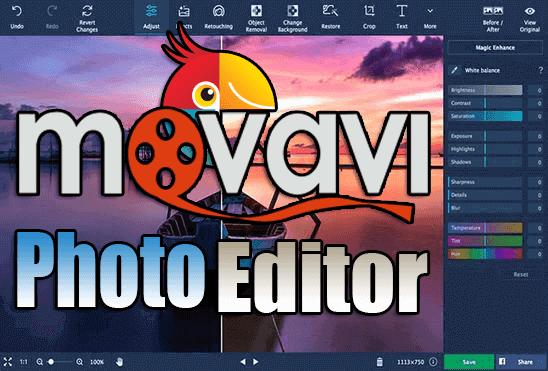 تحميل وتفعيل برنامج Movavi Photo Editor عملاق التعديل على الصور اخر اصدار