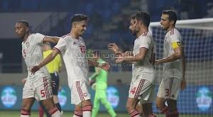 الامارات تضرب منتخب اليمن بثلاث اهداف في افتتاح بطولة كأس الخليج العربي 24