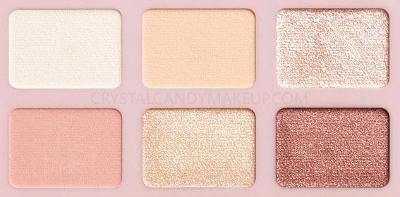 L'Oreal Paradise Enchanted Scented Eyeshadow Palette