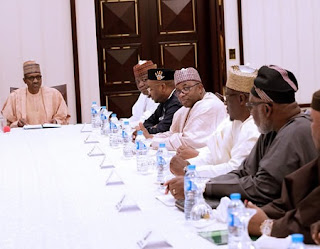 Buhari: How can someone sleep soundly owing workers' salaries for months?
