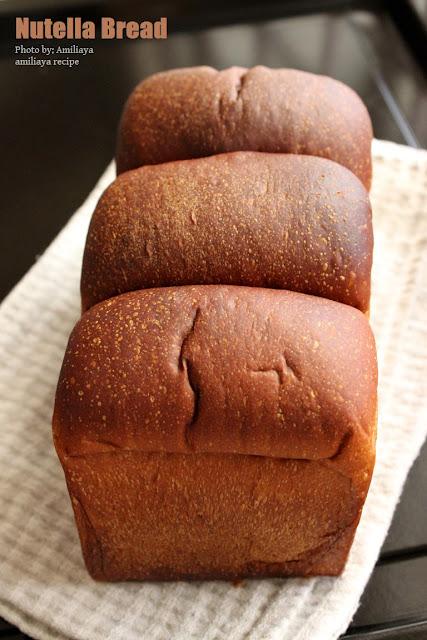 榛子酱 面包