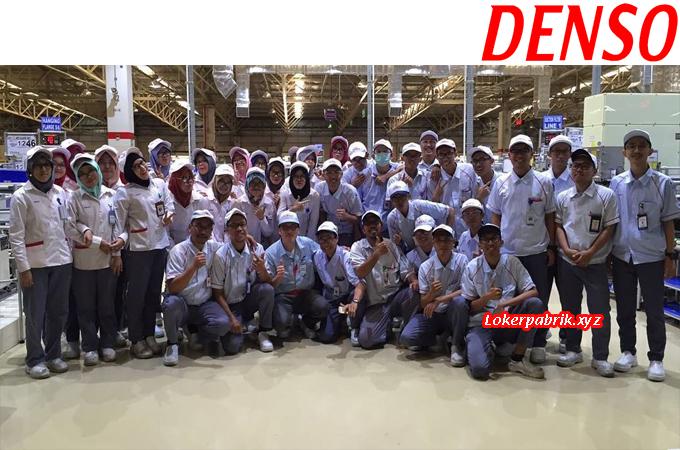 Lowongan Kerja PT. Denso Indonesia Corporation Update Januari 2018
