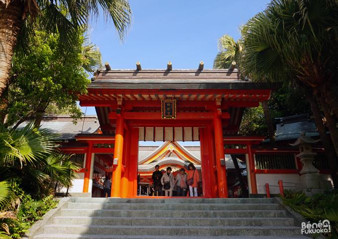 青島の神社、宮崎