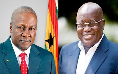Ghanaian Presidential Election: Opposition Candidate, Nana Akufo-Addo, Reportedly Wins