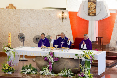 GP Bà Rịa: Thánh lễ an táng Cha Cố Phêrô Nguyễn Văn Giản - Ảnh minh hoạ 24