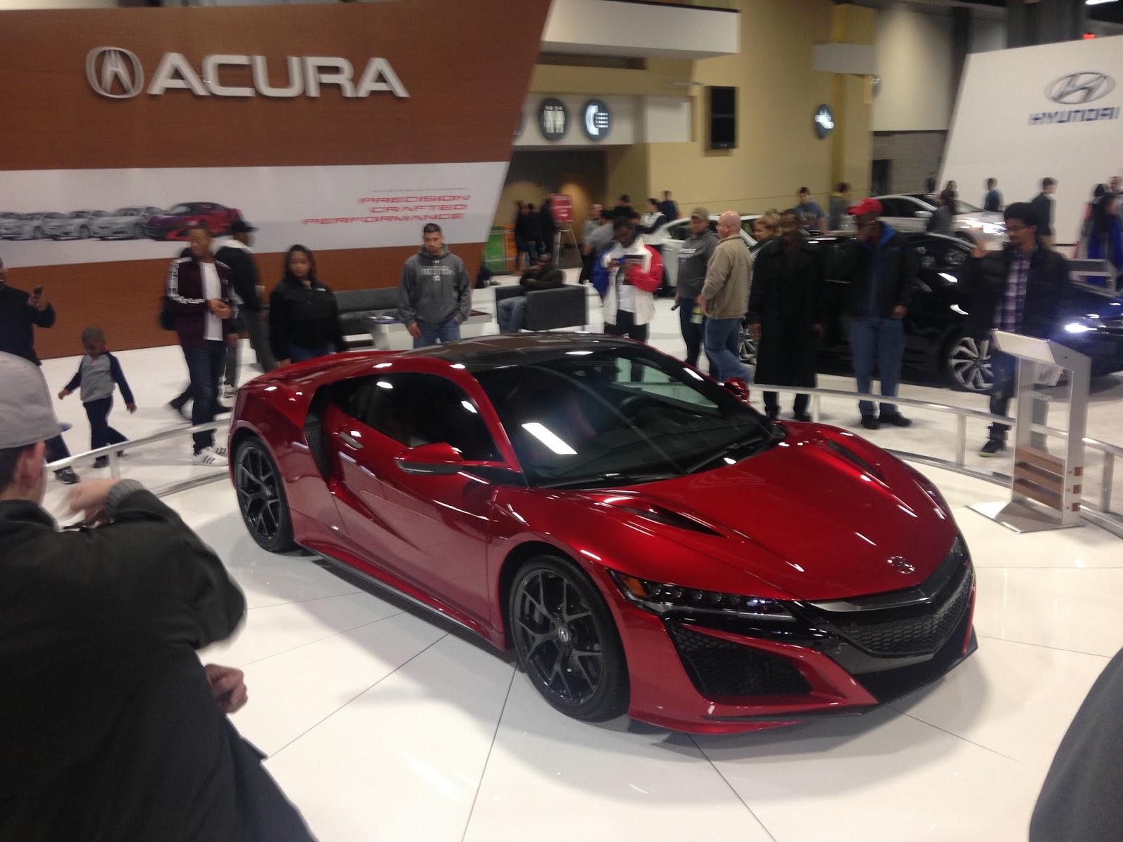 Washington Dc Auto Show