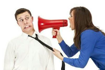5 Cara Ampuh Menghadapi Dan Mengatasi Istri Yang Sedang Marah