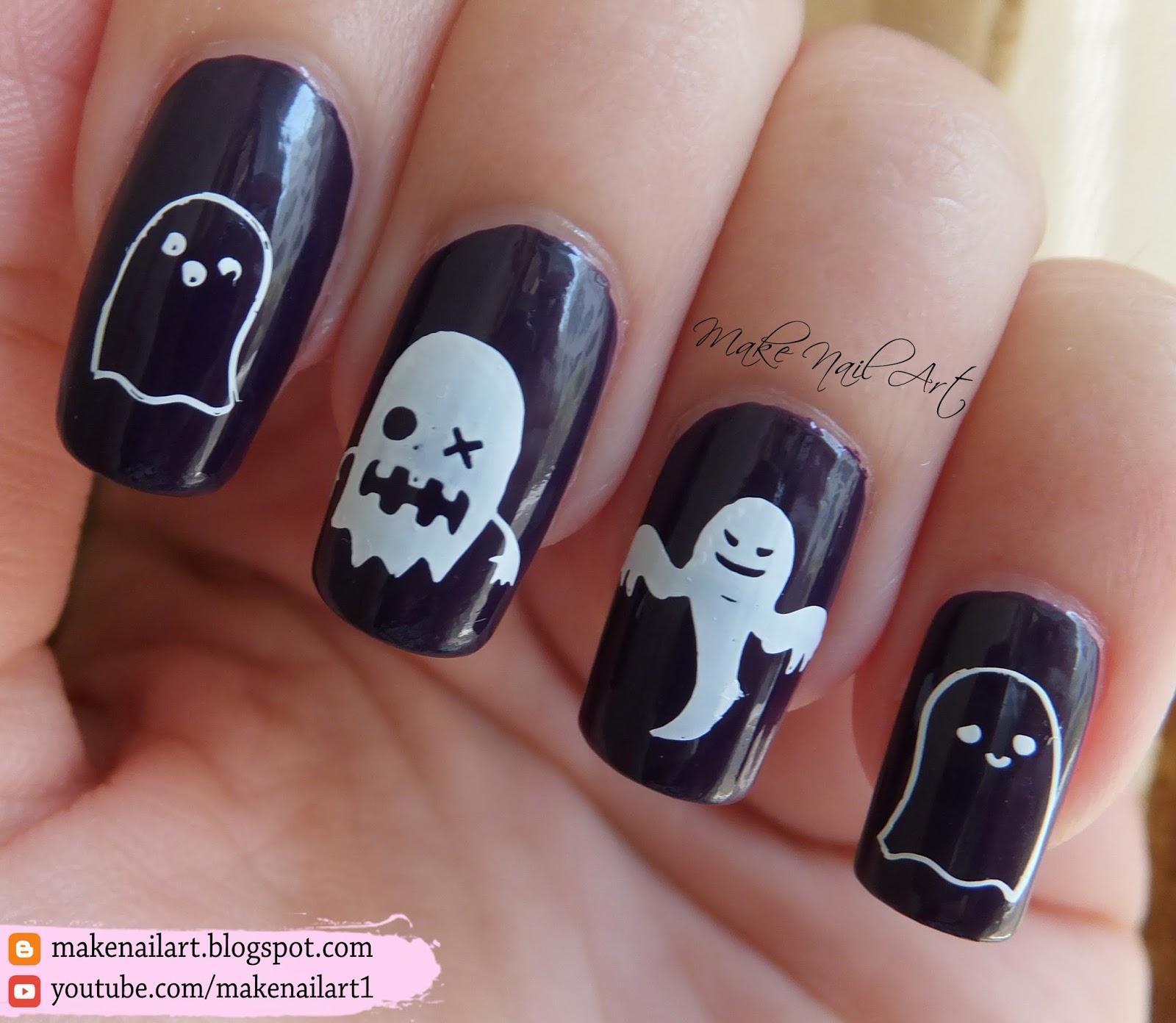 Make Nail Art: September 2016