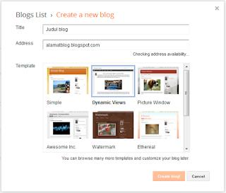 Cara Mendapat Penghasilan Dari Blogspot