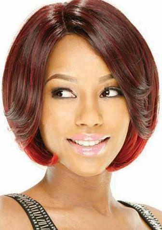 La moda en tu cabello Modernos cortes de pelo lacio para mujeres