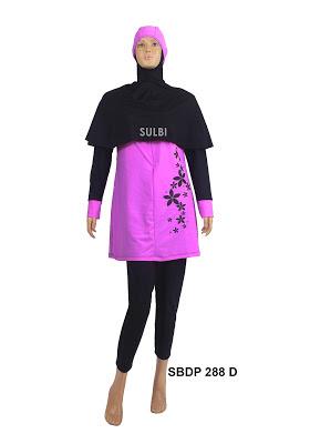 Baju Muslimah Renang