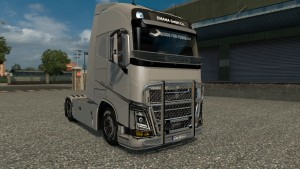Highway Grill for Volvo FH16 2013