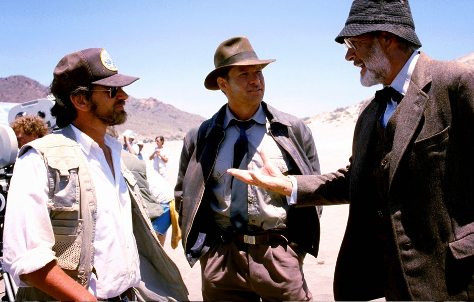 last crusade behind the scenes