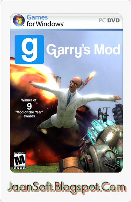 Garry's Mod (Gmod) PC Game 2016 Free Download