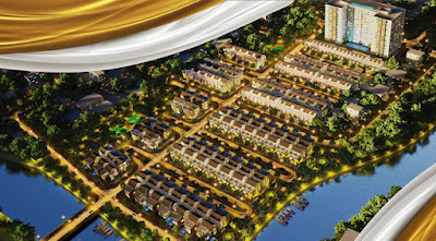 Dự án, đất nền biệt thự Jamona Golden Silk Quận 7