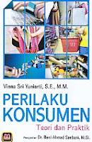 AJIBAYUSTORE  Judul Buku : Perilaku Konsumen – Teori dan Praktik Pengarang : Vinna Sri Yuniarti, SE, MM Penerbit : Pustaka Setia