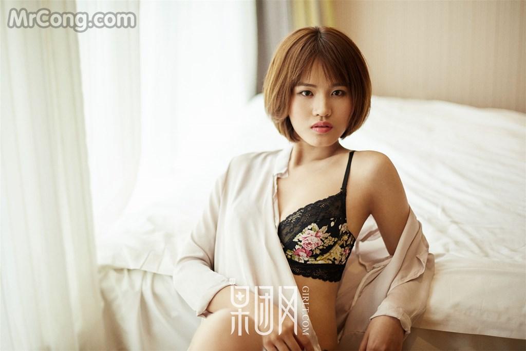 GIRLT 2017-05-24: 百变天使 (36 ảnh)