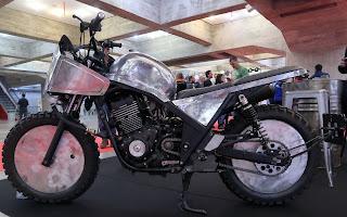MOTOMADRID 2019 SALON COMERCIAL DE LA MOTOCICLETA
