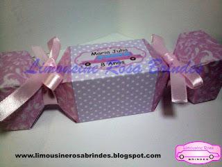 Bala Gigante Limousine Rosa, Limousine Rosa, Lembrancinha Limousine Rosa, Brinde Limousine Rosa, Tema Limousine Rosa, Festa Limousine Rosa, Enfeite Limousine Rosa,