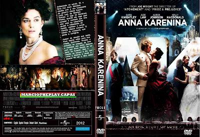Anna Karenina Torrent -  Dual Áudio (2013)