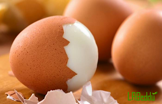 10 Kinds of Healthy Snacks for Diabetics :Boiled Eggs