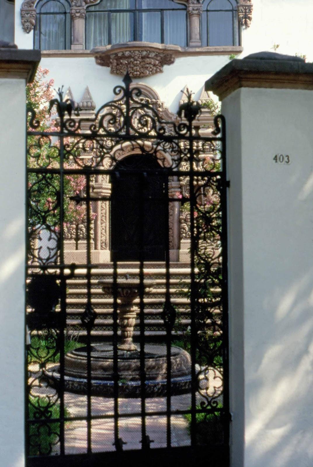 Grandes casas de México: Paseo de la Reforma N°403, esq. Montes ...