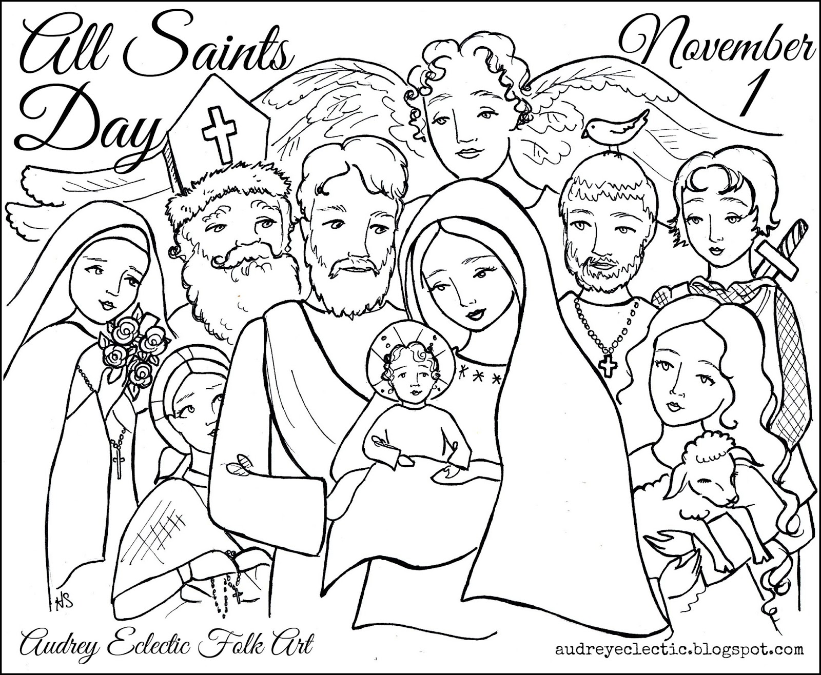 All Saints Day Festivities