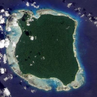 satelitske slike otoka
