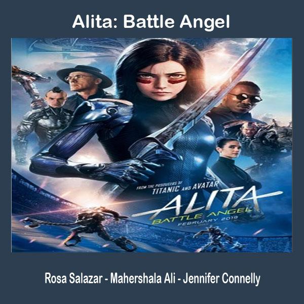 Alita Battle Angel 2019 Film Sinopsis Pemain Trailer