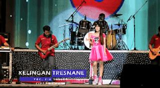 Lirik Lagu Kelingan Tresnane (Dan Artinya) - Via Vallen