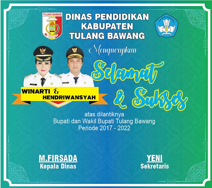 Dinas Pendidikan Kabupaten Tulang Bawang